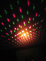 Лазерний проектор (точки) YX-034 (модель 04)