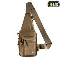 M-Tac сумка-кобура наплечная с липучкой койот