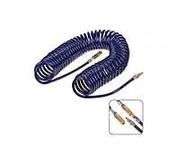 Шланги спиральные для пневмоинструмента  5х8 - 5м (ШП-5805) Alloid