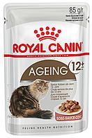 Консерва в соусе для пожилых кошек старше 12 лет Royal Canin Ageing +12