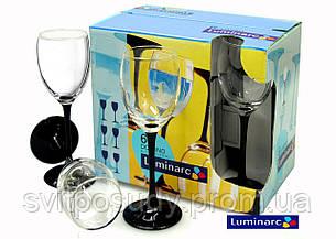 Набор бокалов Luminarc  Domino для вина 190 мл 6 шт J0042, фото 2