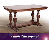 """Стол раскладной """"Палермо"""" 160 см - орех"""