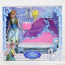 Лялька Frozen з меблями