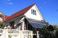 Гибридная солнечная электростанция 3.2 кВт , фото 1