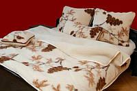 """Одеяло из овечьей шерсти """"Eluna"""" (двуспальное), фото 1"""