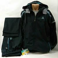 Мужской спортивный прогулочный костюм из плащевой мягкой ткани турецкой фабрики Soccer,  размер 52, 54.