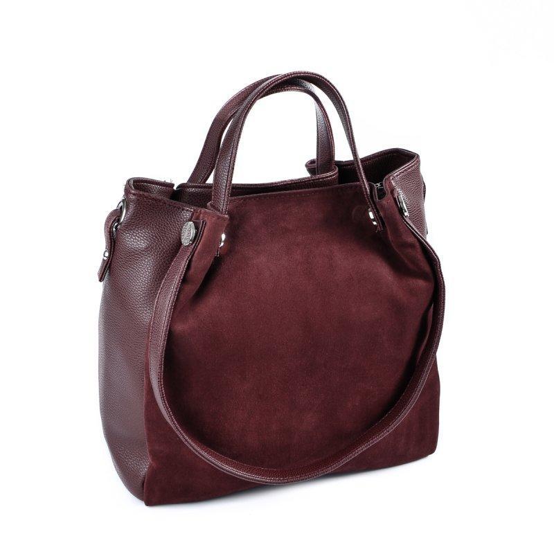 3ba16651e632 Бордовая замшевая сумка: продажа, цена в Днепре. женские сумочки и ...