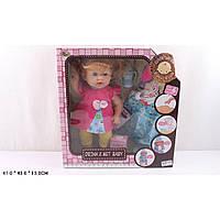 Кукла функц 6616-11A  муз., пьет, писает, одежда, аксесс., в кор.41*43*13 см