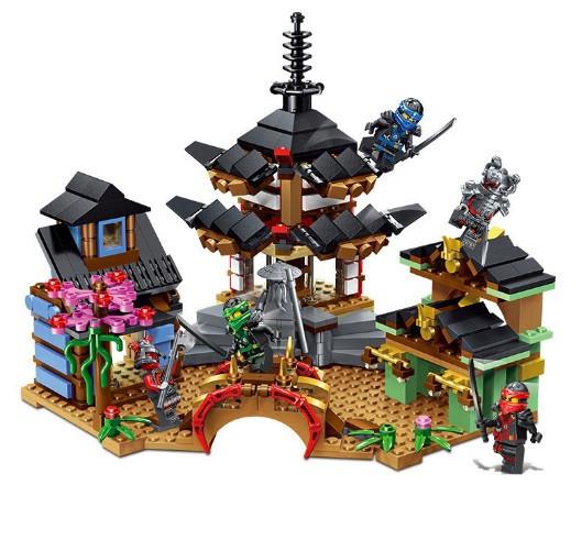 Lepin 31060 Храм