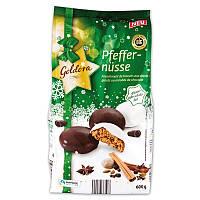Рождественские пряники Goldora Pfeffer Nussе с орехами, 600 г.