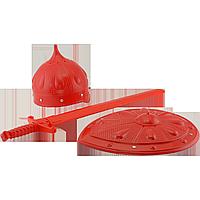 """Набор 0701 """"Богатырь"""": шлем, щит и меч"""