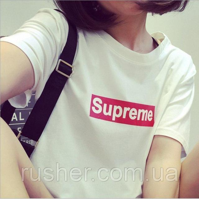 Купить одежду Supreme недорого