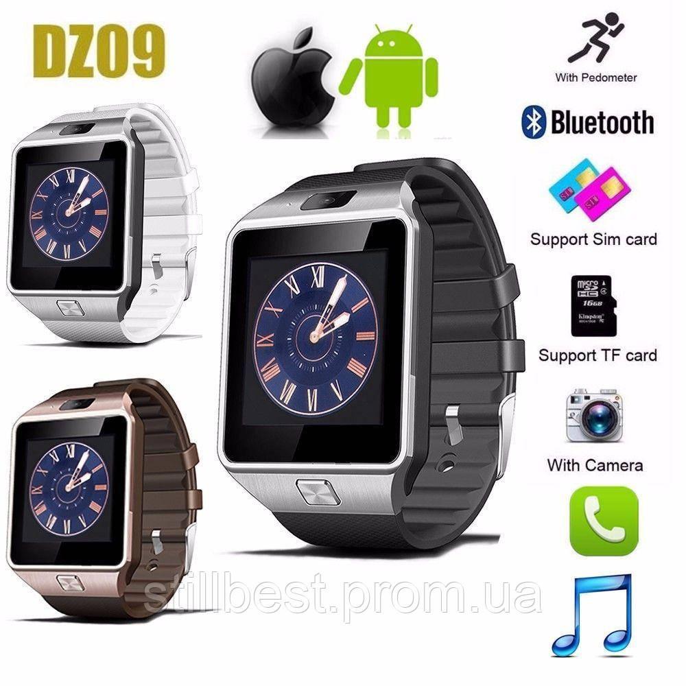 14ab3a56 Смарт часы UWatch Smart DZ09: продажа, цена в Львове. умные часы и ...