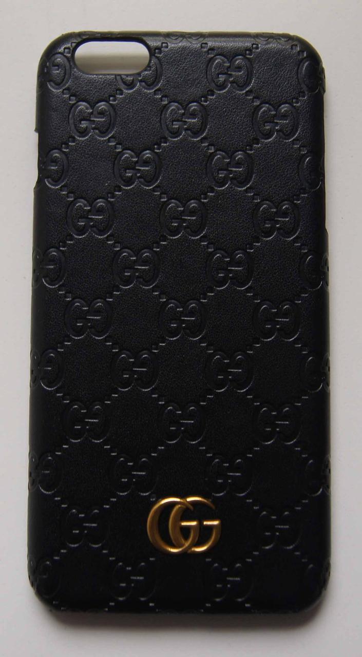 Плаcтиковый чехол для iPhone 6 Plus / 6S Plus GC Black