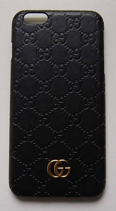 Плаcтиковый чехол для iPhone 6 Plus / 6S Plus GC Black, фото 2