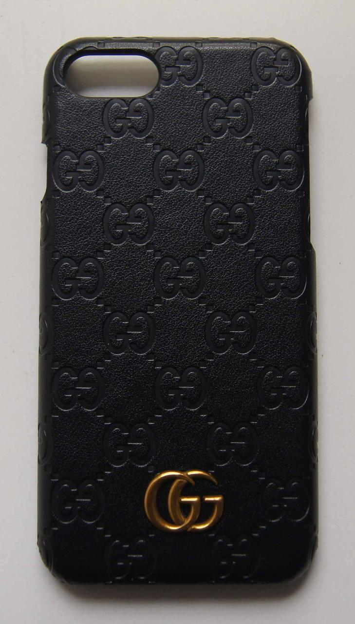 Плаcтиковый чехол для iPhone 7 / 8 GC black