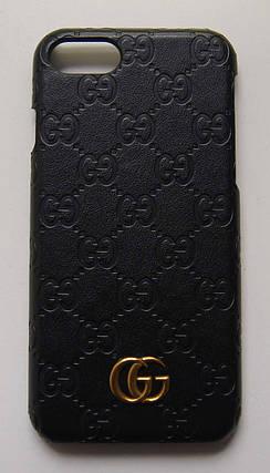 Плаcтиковый чехол для iPhone 7 / 8 GC black, фото 2