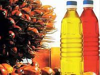 Пальмовое масло рафинированное дезодорированное отбеленное 33-36