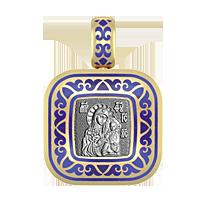 Образок Икона Божией Матери «Неувядаемый цвет»