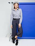 Женские классические брюки-кюлоты со стрелками Domino (разные цвета)