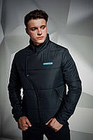 Куртка мужская Feel&Fly BUTTON NAVY, фото 1
