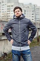 Куртка мужская Feel&Fly ARMOR GRAY, фото 1