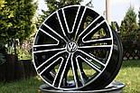 18 оригинальные диски на VW Golf VII/Passat CC, style Vicenza, фото 2