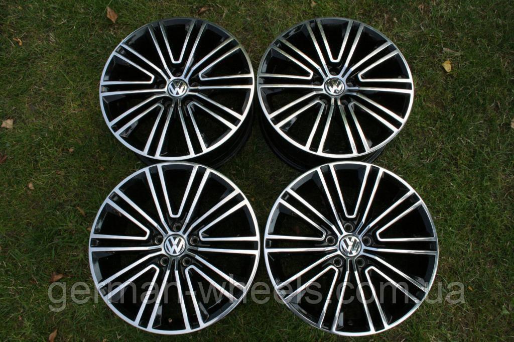 18 оригинальные диски на VW Golf VII/Passat CC, style Vicenza