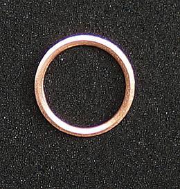 Уплотнительное кольцо (прокладка, шайба медная) под болт крепления трубки гидроусилителя к насосу GM 0950728