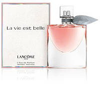 Lancome La Vie Est Belle парфюмированная вода 75 ml. (Ланком Ля Ви Эст Белле)