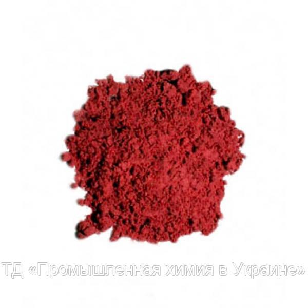 Легкосмываемый красный