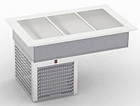Встраеваемая ванна охлаждаемая CD-3GN1/1 built in Orest (прилавок)