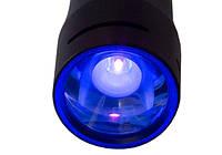 УФ365 портативный ультрафиолетовый фонарь с фокусирующей линзой, фото 1