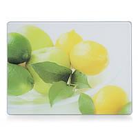 "Доска разделочная ""лимоны"" 40х30 см Zeller 26266"