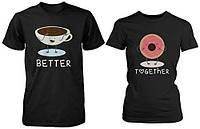 Печать на футболках от 1 штуки