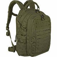 Тактический рюкзак Mil-Tec LASER CUT MISSION PACK SMALL Olive 20 л. (14046001)