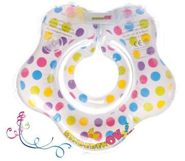 Надувной воротник для купания Conffeti от тм KinderenOK