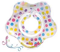 Надувной воротник для купания Conffeti от тм KinderenOK, фото 1