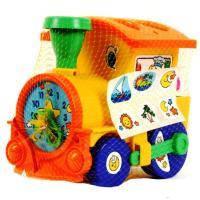 Развивающая игрушка Полесье Занимательный паровоз (6189)
