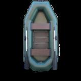 Лодка Sport-Boat CAYMAN C 245 LS  (ПВХ: 5 слоёв, 850 гр\м²,  Ю. Корея), фото 2