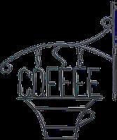 "Вывеска ""Coffee"""