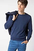 Синий мужской свитер De Facto /Де Факто