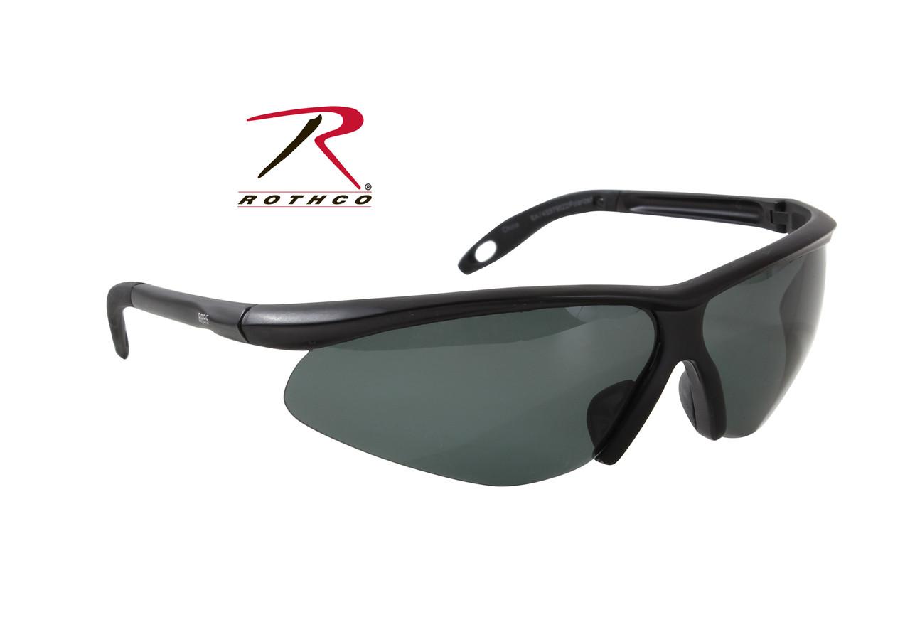 a0aaf2f2d53c Тактические солнцезащитные поляризованные очки ROTHCO 0.44 CALIBER  POLARIZED SPORT GLASSES - Интернет-магазин Городской Экстрим