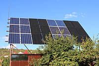 Гибридная солнечная электростанция 6 кВт, фото 1
