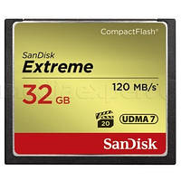 Карта SANDISK Compact Flash Extreme Pro UDMA7 32 GB