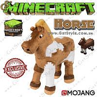 """Игрушка Лошадь из Minecraft - """"Horse"""" - 40 х 35 см., фото 1"""
