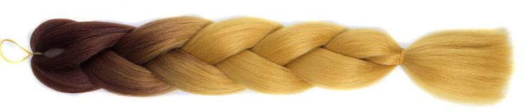 Канекалон омбре Jumbo Braid Hair #30, фото 2