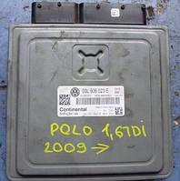Блок управления двигателем ( ЭБУ )VWPolo 1.6tdi2009-03L906023E, 5WP42841AA, 03L906023D, diesel simos PCR2.