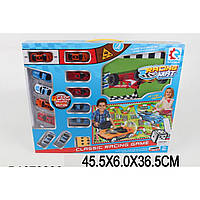 Игровой коврик 8289A   коврик,12 машинок в кор.45,5*6*36,5см