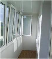 Обшивка балконов вагонкой пластиковой, вагонкой МДФ. Продажа вагонки  ПВХ, МДФ, сайдинга Киев.